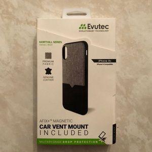 Evutec Unique Heavy Duty Case/iPhone Xs & iPhone X
